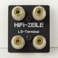 HiFi-ZEILE: harman/kardon hk-870 - Ein solides Lautsprecher Anschlussterminal