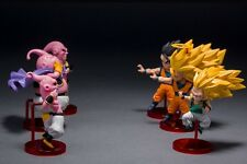 6 In 1 Dragon Ball Q Version Of The Sun Wukong Buou Hand Model Doll Ornaments