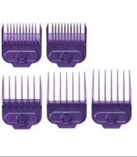 Andis Magnetic Attachment Guards Combs Guides 5 Set for Fade Master Clipper