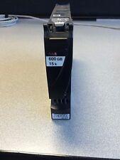 """005049274 EMC 600GB SAS 15K 3.5"""" Hard Drive 600 GB 15.000 RPM 118032656-a01"""