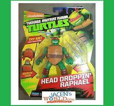 Raphael Head Droppin' : Teenage Mutant Ninja Turtles Basic Action Figures