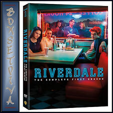 Riverdale The Complete First Season - DVD Region 2