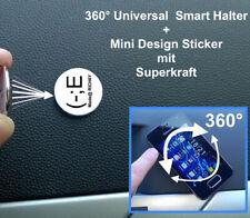 360° Universal SMART MAGNET Halterung AUTO KFZ LKW Smartphone iPhone iPad Tablet