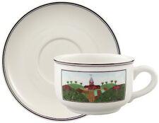 Design Naif, Tasse thé avec soucoupe, Porcelaine, Villeroy & Boch