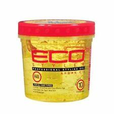 Eco Styler Professional Moroccan Argan Oil Styling Hair Gel Maximum Hold 8oz