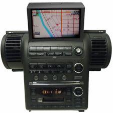 03 04 Infiniti G35 G 35 BOSE Radio Navigation GPS 6 Disc CD Changer Tape Black