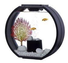 Round Fresh Water Aquariums Glass Tank