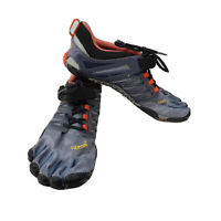 Vibram Mens FiveFingers V-Train Shoes 17M6603 Indigo/Black/Blue Sz 9.5 US 42 EUR
