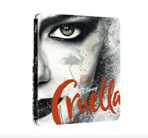 Cruella Edition Spéciale Fnac Steelbook Blu-ray 4K Ultra HD