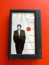 DCC Bryan Ferry The Ultimate Collection with Roxy Music Digital Compact Cassette