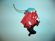 Dr. Seuss' The Cat In The Hat Hanging Ornament 2003 Official Movie Merchandise