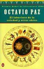 El Laberinto de la Soledad y Otras Obras by Octavio Paz (1997, Paperback)
