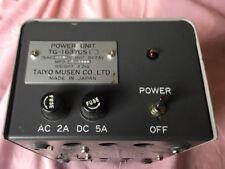 Taiyo Musen Tg-1637Cs 24Vdc Power Supply