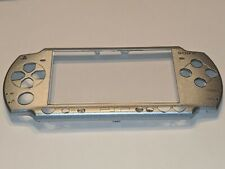Sony PSP Playstation Portable 2001 Slim Replacement SILVER Top Plastic Casing