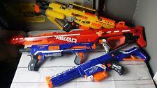 Nerf Gun Lot 4 Big Guns!!!