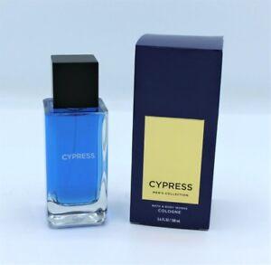Bath & Body Works Cypress For Men Cologne 3.4 oz in box