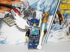 New LEGO Legends of CHIMA Eglor w/ weapon - Eagle Tribe