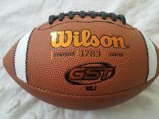 New listing Wilson junior composite football model 1783 Tdj great for game/practice