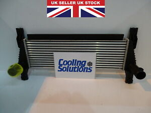 BRAND NEW INTERCOOLER FITS FORD RANGER 2.2 TDCI  YEAR 2011 TO 2016