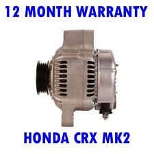 honda crx mk2 mk ii 1.6 coupe 1989 1990 1991 1992 remanufactured alternator