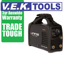 UNIMIG 180AMP Inverter Stick Tig Welder-Nationwide 3yr Warranty-TRADIES FAV cig