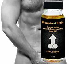 MALE PENIS OIL ENLARGER FAST XXXL GROWTH CREAM HORMONES  POTENT ENLARGEMENT DICK