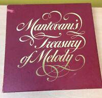 "Mantovanis Treasury Melody Record Album Vinyl Music LP 12""  - AH 39647"