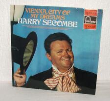 Harry Secombe - Vienna, City of My Dreams - Vinyl LP 1962 - 6438 025 - VG/VG