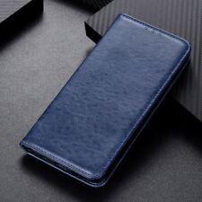 For ASUS Zenfone 8, Luxury Shockproof Retro Flip Leather Wallet Card Case Cover