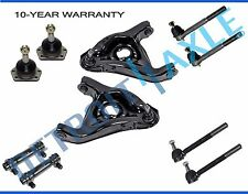 Brand New 10pc Complete Front Suspension Kit for Chevy Blazer S10 GMC Jimmy 2WD
