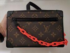Louis Vuitton x Virgil Abloh men's mini soft trunk