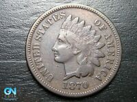 1870 Indian Head Cent Penny  --  MAKE US AN OFFER!  #B5669