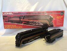 """Lionel 1981 Norfolk & Western 4-8-4 Steam Locomotive """"611"""" + Tender #8100"""