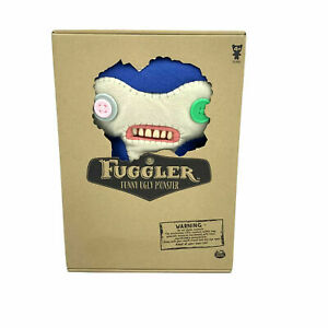 """Fuggler 12"""" Funny Ugly Monster LIL DEMON Blue"""