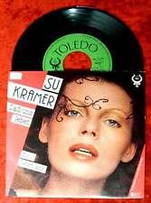 Single SU KRAMER: let us live (Toledo Int 112 541) D 1982