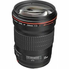Canon EF 135mm f/2L USM Lens for DSLR Cameras