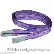 1 meter to 12 meter Duplex Tested webbing lifting sling 1 , 2 , 3 , 4 , 5 , 6ton