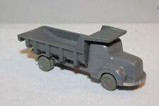 Wiking 1960's Single Axle Dump Truck,