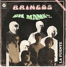 Los Brincos Oh Mama!! Spain 45 W/PS