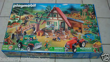 Playmobil 5004 mega Farm series mint in Box New for collectors mini diorama