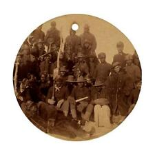 THE BUFFALO SOLDIERS 1890 CHRISTMAS ORNAMENT GREAT GIFT