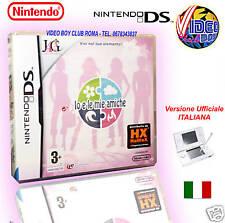 IO E LE MIE AMICHE GIOCO NUOVO PER NINTENDO DS e 3DS IN EDIZIONE ITALIANA PAL IT