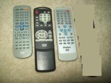 Pick one remote control 5 disc DVD changer Haier Hitachi CLU-4324UG