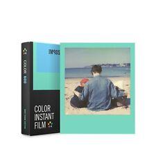 Impossible 600 Color film avec Comme neuf Cadre Pour Polaroid 600