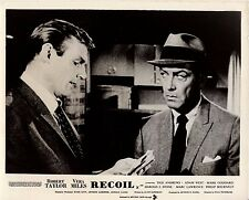 Robert Taylor RECOIL(1963) Seven original lobby cards UK POST FREE