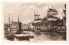 CPA 56 - VANNES (Morbihan) - 250. Le Port (St-Jules) - Ed. Laurent Nel