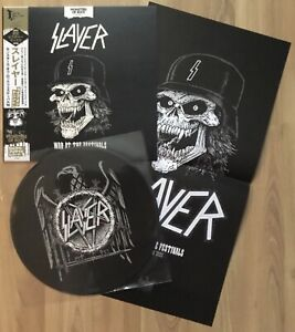 SLAYER - WAR AT THE FESTIVALS TOUR - MONSTERS OF ROCK 1992 - PICTURE !!! -  NEW!