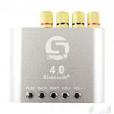 Bluetooth 4.0 TDA7498 Mini Digital Power Amplifier Stereo HiFi Bass Amp 50W×2
