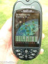 Magellan eXplorist XL Handheld/s GPS Receiver Bundle World Ship GC
