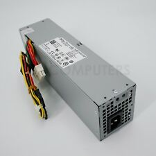 240W Desktop PC Power Supply For Dell Optiplex 790 990 3010 7010 9010 D240ES-00